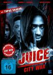 Juice city war poster