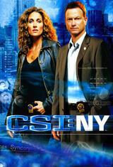 CSI: NY - Poster