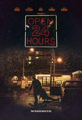 Open 24 Hours - Poster