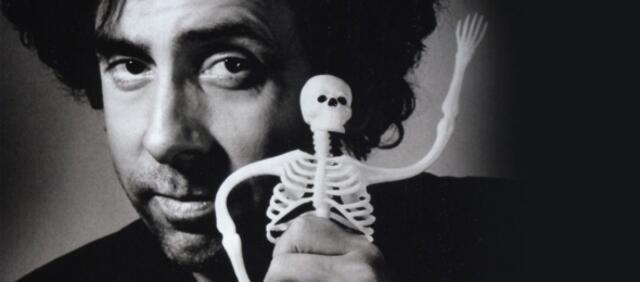 Meister des Horrors und der Phantasie: Tim Burton
