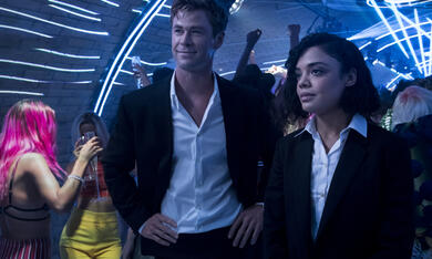 Men in Black: International mit Chris Hemsworth und Tessa Thompson - Bild 7