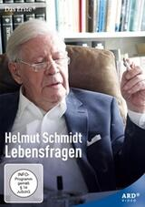 Helmut Schmidt - Lebensfragen - Poster