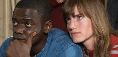 Daniel Kaluuya und Allison Williams in Get Out