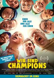 Wir sind Champions Poster