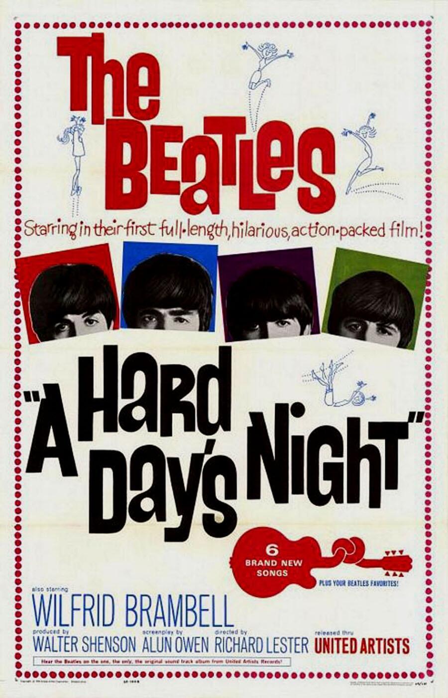 A Hard Day\'s Night   Film 1964   moviepilot.de