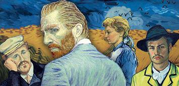 Bild zu:  Loving Vincent