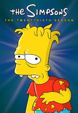 Die Simpsons - Staffel 26 - Poster