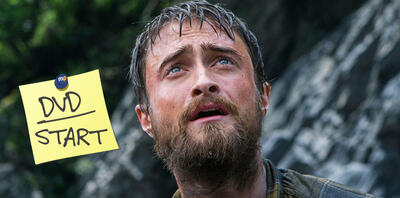 Daniel Radcliffe in Jungle