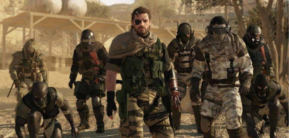 Mit vereinten Kräften: Metal Gear Online