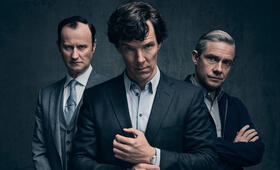 Sherlock Staffel 4 mit Benedict Cumberbatch, Martin Freeman und Mark Gatiss - Bild 165