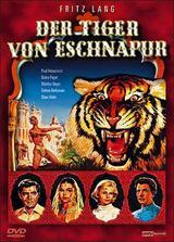 Der Tiger von Eschnapur - Poster