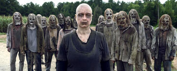 Die Whisperers in The Walking Dead