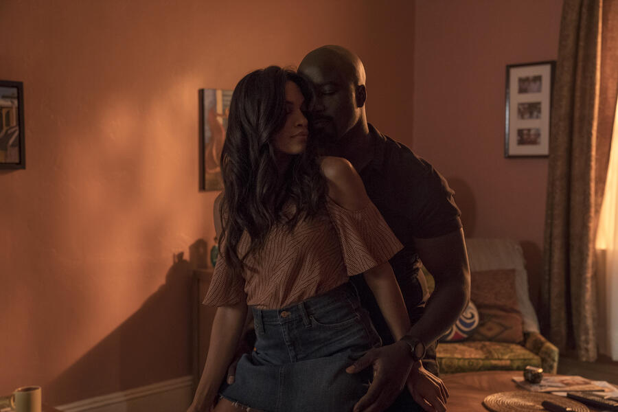 Marvel's Luke Cage - Staffel 2 mit Rosario Dawson und Mike Colter