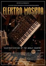 Elektro Moskva - Poster