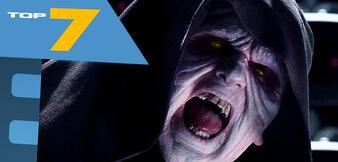 Die besten Star Wars Bösewichte