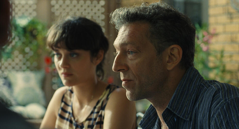 Einfach das Ende der Welt mit Vincent Cassel und Marion Cotillard