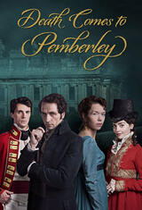 Death Comes to Pemberley - Poster