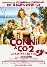 Conni & Co 2 - Das Geheimnis des T-Rex - Poster