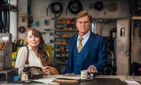 The Old Man and the Gun mit Robert Redford und Sissy Spacek - Bild 4