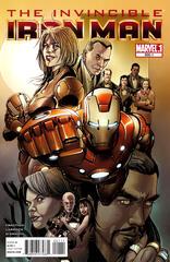 The Invincible Iron Man #500