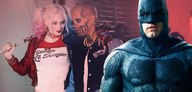 Suicide Squad/Justice League