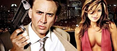 Nicolas Cage und Eva Mendes auf Hochtouren