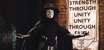 Bild zu:  V wie Vendetta-Film (2006)