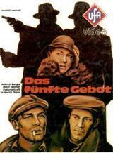 Das fünfte Gebot - Poster