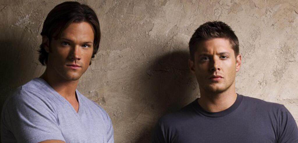 Die Brüder Sam und Dean Winchester aus Supernatural