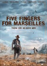 Five Fingers for Marseilles - Poster