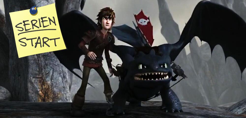 Dragons Auf Zu Neuen Ufern Neue Folgen