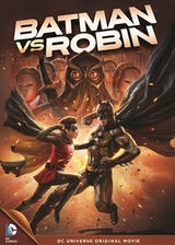 Batman vs. Robin - Poster