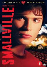 Smallville - Staffel 2 - Poster