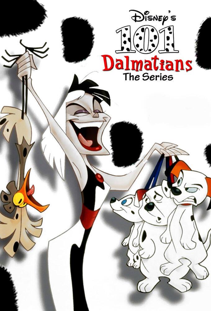 101 Dalmatiner Serie