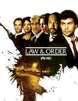 Law & Order - Poster