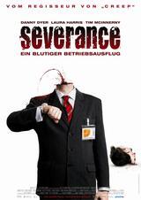 Severance - Ein blutiger Betriebsausflug - Poster