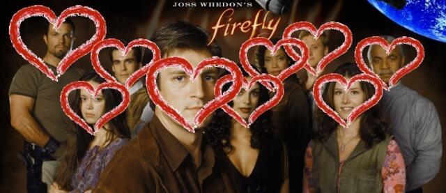 Wer ist Dein Serienherzblatt aus Firefly?