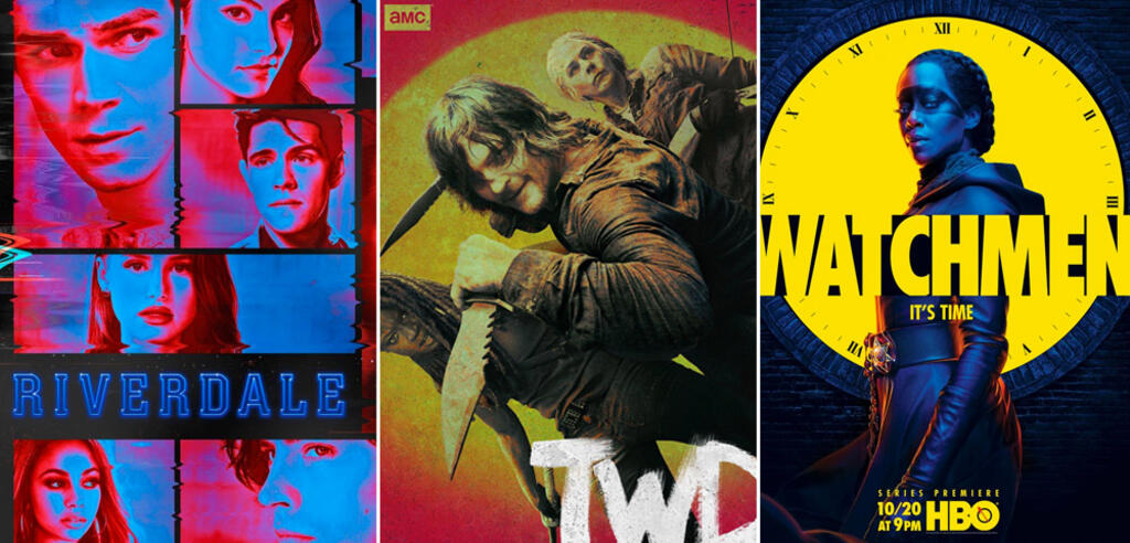 Serien und Staffeln im Oktober 2019
