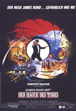 James Bond 007 - Der Hauch des Todes Poster