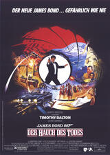 James Bond 007 - Der Hauch des Todes - Poster