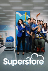 Superstore - Staffel 5 - Poster