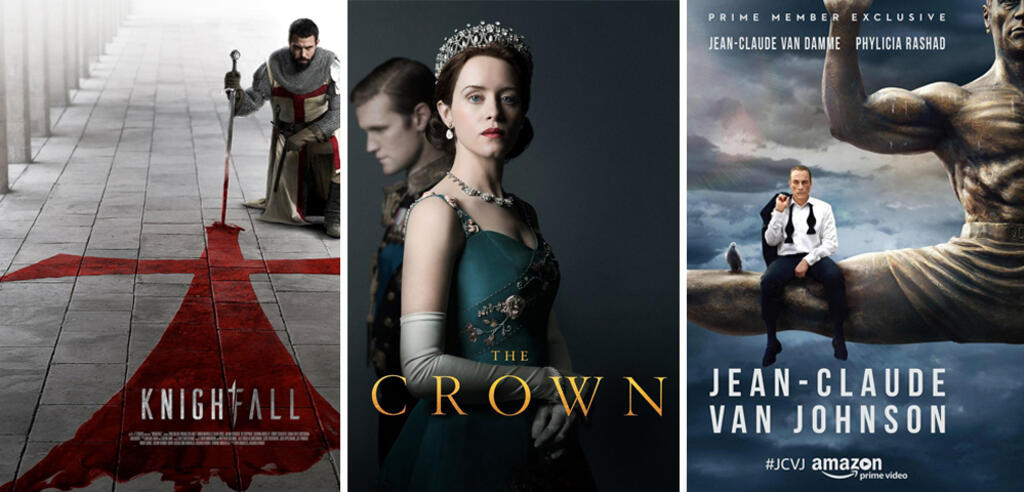 Knightfall/The Crown/Jean-Claude Van Johnson