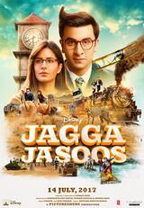 Jagga Jasoos - Poster
