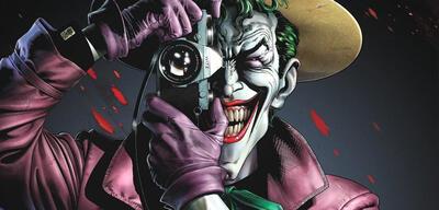 Der Joker in Batman: The Killing Joke