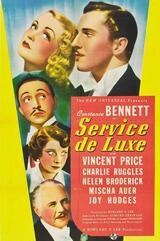 Service de Luxe - Poster