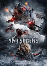 Sky Sharks - Poster