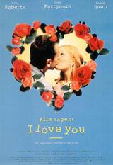 Alle sagen: I Love You - Poster