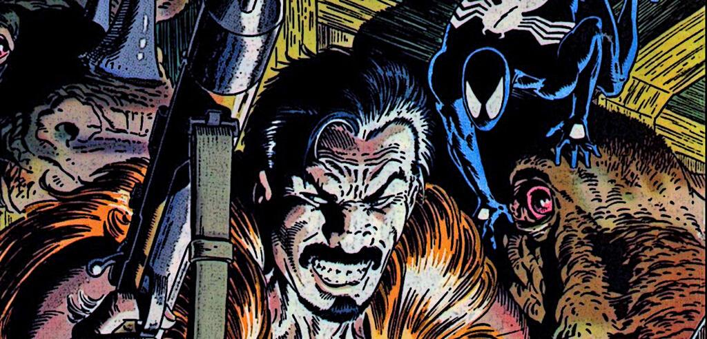 Kraven und Spider-Man