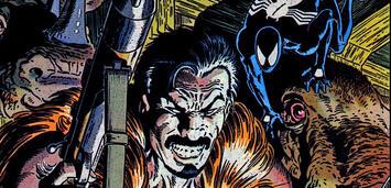 Bild zu:  Kraven und Spider-Man