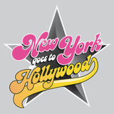 New York Goes to Hollywood - Poster